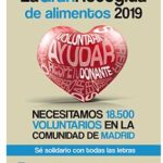 """El Banco de Alimentos de Madrid busca 18.500 voluntarios para la """"Gran recogida"""""""