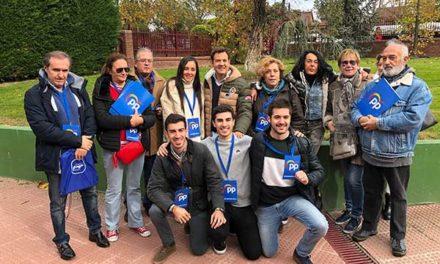 Los votos del PP suben un 11,54% en Las Rozas