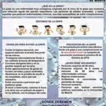 Campaña de vacunación frente a la gripe