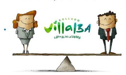 El Ayuntamiento de Collado Villalba inicia una campaña contra la brecha salarial