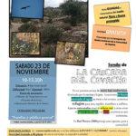 'Red Natura 2000' organiza una senda a la Cascada del Covacho