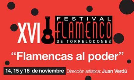 El Festival de Flamenco de Torrelodones rinde homenaje a la mujer