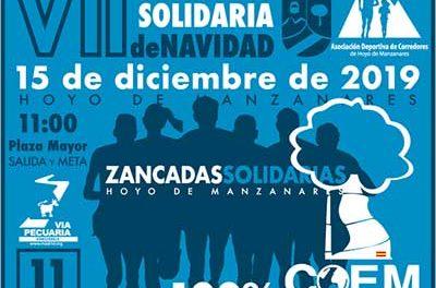 Zancadas solidarias 2019 destinará sus ingresos a la ONG COEM