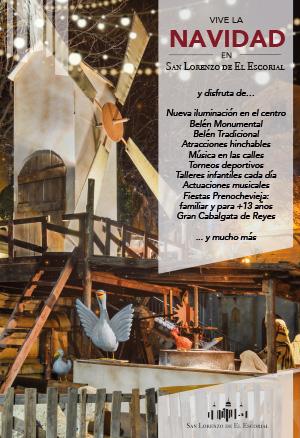 Navidad en San Lorenzo de El Escorial