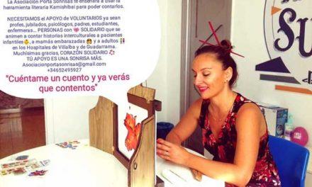La Asociación Porta Sonrisas busca voluntarios para contar cuentos en hospitales