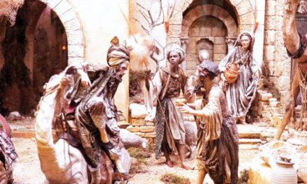 Navidad en Torrelodones: el árbol de la Plaza del Caño estará elaborado de ganchillo