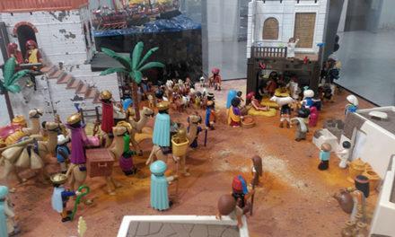 El universo Playmobil llega a Majadahonda con una exposición de 2.000 piezas