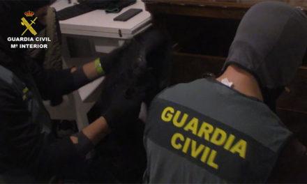 Desmantelada una célula de ciudadanos albaneses especializada en robos en vivienda