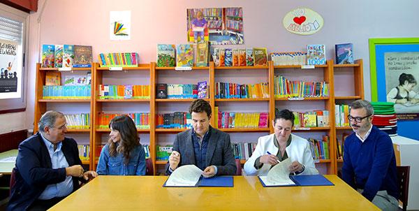 """Las Rozas impulsa la """"Escuela de la espalda"""" en los centros educativos"""
