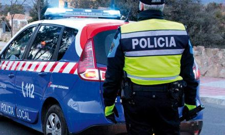La Policía de Galapagar imparte clases de educación vial en los colegios