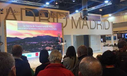 La Sierra de Guadarrama estará presente en Fitur 2020
