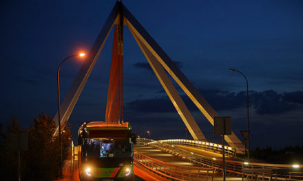Las Rozas implantará las líneas nocturnas de autobuses a demanda