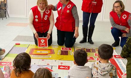 Cruz Roja San Lorenzo realizará talleres entre los menores para prevenir accidentes en el hogar