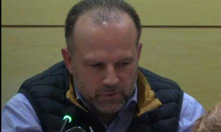 Rechazada la moción de Vox Torrelodones para retirar la placa de Mariano Cuadrado