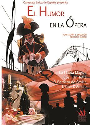 Lorca y la ópera Camerata Lírica