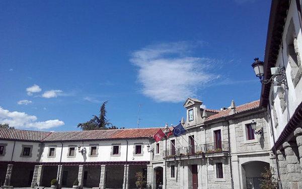 Guadarrama aprueba una donación económica para los afectados por el volcán en La Palma