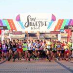 Más de 3.000 corredores participaron en la San Silvestre de Las Rozas