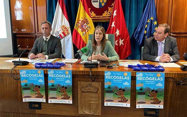 Campaña de concienciación para la recogida de excrementos caninos en San Lorenzo
