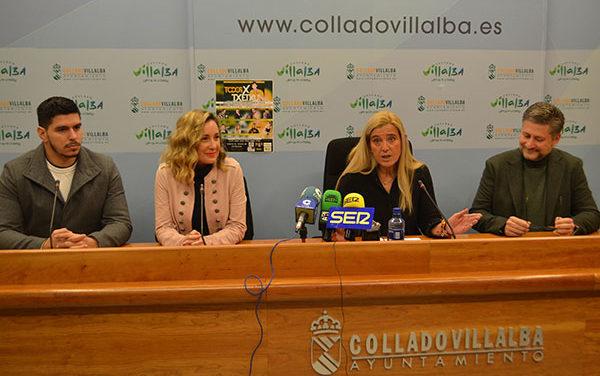 """Concierto solidario """"Todos por Txetxu"""" en la Casa de Cultura de Collado Villalba"""