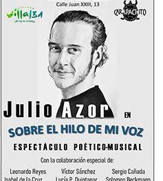 El joven villalbino Julio Azor ofrece un recital en la Escuela de Música
