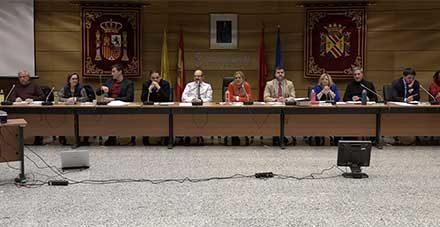 Pleno en Collado Villalba para debatir sobre los presupuestos de 2020