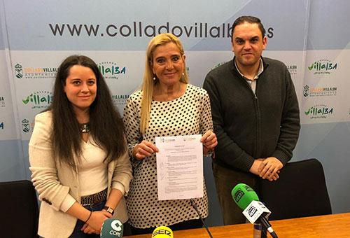 presupuestos Collado Villalba: acuerdo con Vecinos