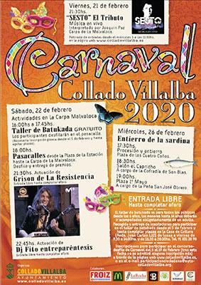 carnaval en Collado Villalba