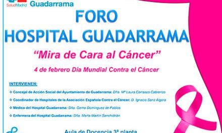 Jornada de prevención del cáncer en el Hospital de Guadarrama