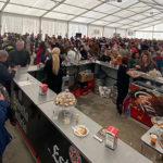 Más de 5.000 personas participaron en la XII Feria de la Tapa de Collado Villalba