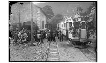 Imágenes del Archivo ABC se exhiben en San Lorenzo