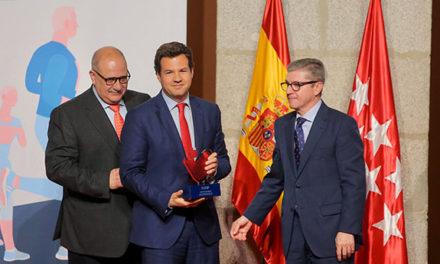 FEMADDI premia al Ayuntamiento de Las Rozas por apostar por el deporte inclusivo