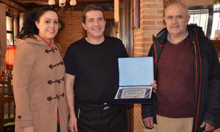 Mesón La Torre gana el premio al mejor pincho de Guadarrama