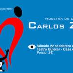 Muestra de danza Carlos Zarza en el Teatro Bulevar