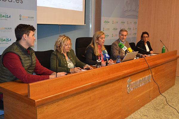 El gobierno de Collado Villalba presenta un plan para dinamizar la Plaza de los Belgas