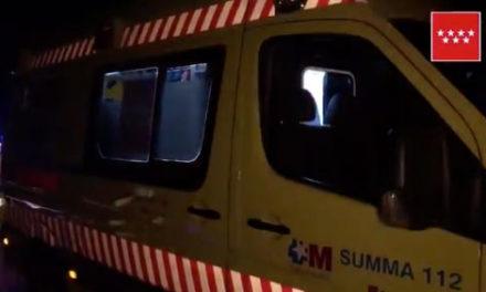 Una mujer fallece tras un atropello en la M-505 en Galapagar