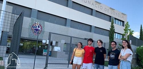 Representantes del colegio San Ignacio expondrán en Bruselas su visión sobre Lampedusa