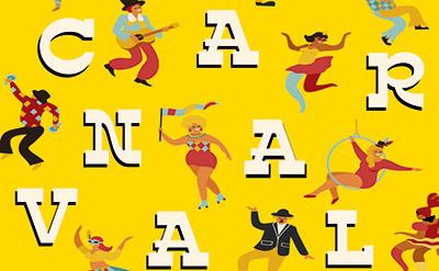 Yincana de Carnaval en Torrelodones