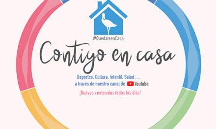 Las Rozas: El Canal Contigo en Casa suma cerca de 300 vídeos de ocio y cultura