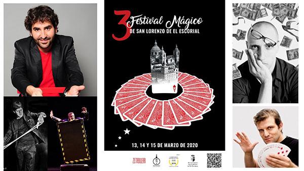 Cancelado el Festival Mágico de San Lorenzo de El Escorial llenará de ilusionismo las calles