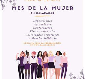 La Banda El Bemol, uno de los atractivos del Día de la Mujer en Galapagar
