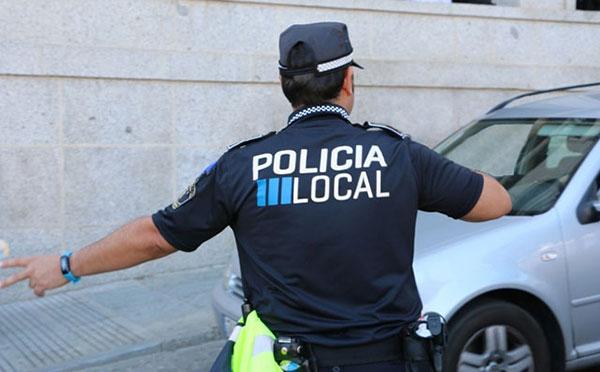 Policía local de San Lorenzo de El Escorial sanciona a 114 personas en la primera semana de estado de alarma