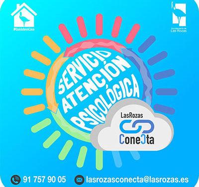 Servicio de atención psicológica telefónica para los vecinos de Las Rozas