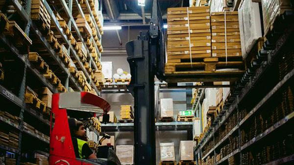 El IFISE se convierte en centro logístico para donaciones de material