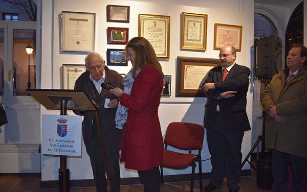 Homenaje a Félix Bernardino, el paisajista de San Lorenzo de El Escorial