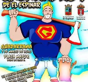 Fiesta de los gabarreros de El Espinar en Guadarrama