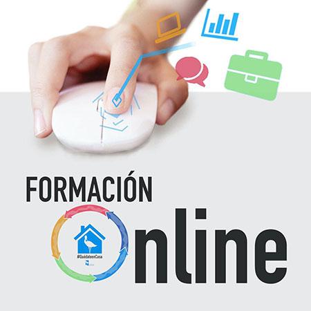 Las Rozas ofrece formación online para desempleados y empadronados