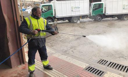 Collado Villalba limita el horario de depósito de residuos orgánicos