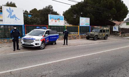 La Policía de Galapagar detiene a un hombre por incumplir medidas del estado de alarma