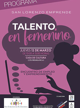 Talento en femenino, mujeres emprendedoras contarán sus experiencias en San Lorenzo
