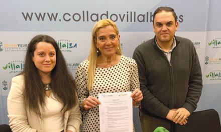 Vecinos por Collado Villalba deja en el aire su apoyo a los presupuestos